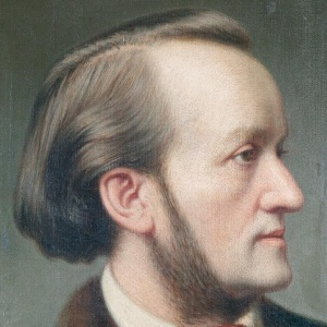 Richard Wagner in Mödling