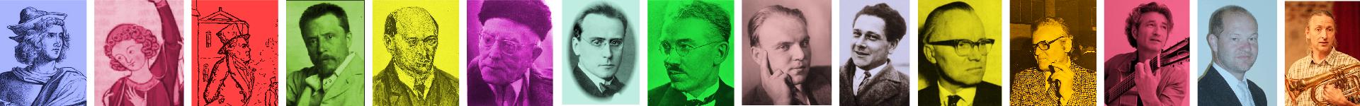 Komponisten in Mödling