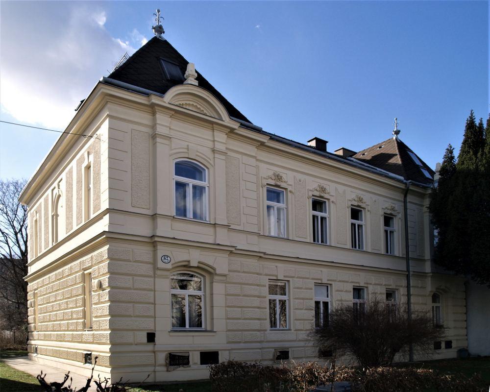 Ehem. Wohnhaus für die Lehrer der Hyrtl'schen Waisenanstalt