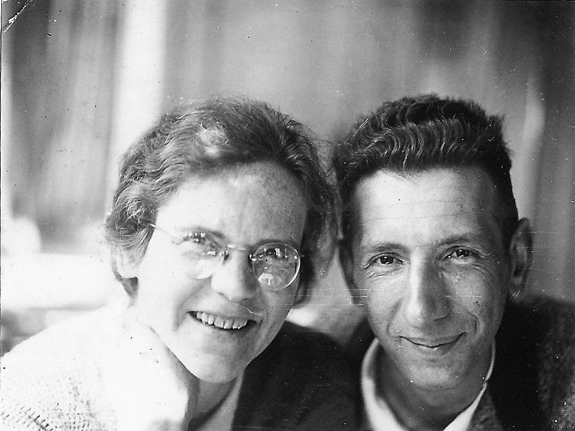 Schmids Eltern