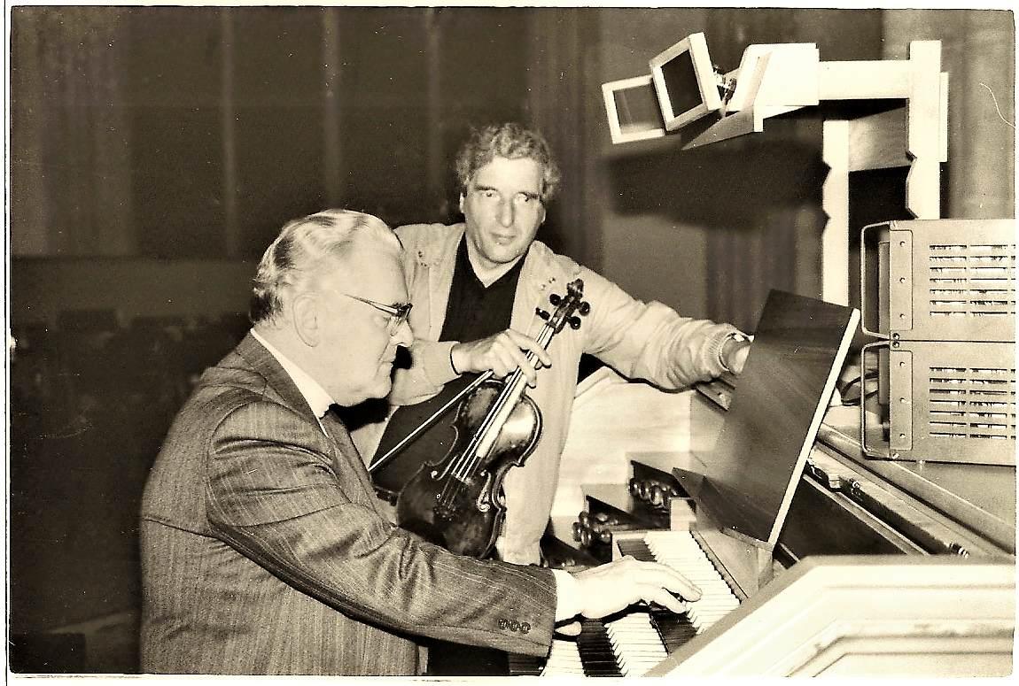Werner und Wolfgang Schmid