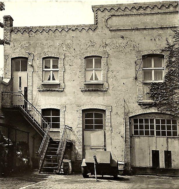 Wohnhaus in Aachen