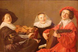 Judith Leyster: Musicerend gezelschap