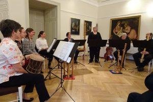 Festkonzert zum 35-jährigen Jubiläum des Medelike Consort im Bezirksmuseum Mödling