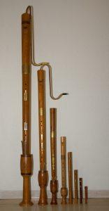 Blockflöten-Stimmwerk