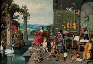 Allegorie der Musik