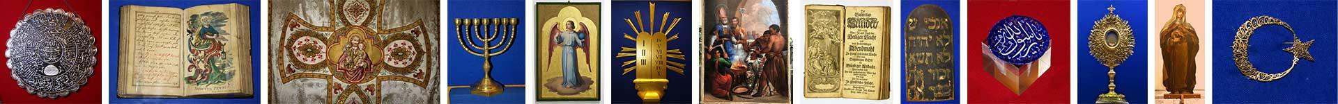 Sakrale Kunst in den Glaubensgemeinschaften von Mödling